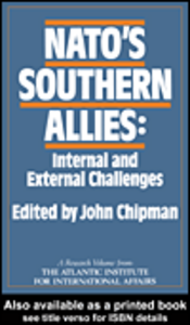 Ebook in inglese NATO's Southern Allies