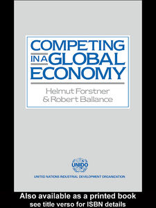 Ebook in inglese Competing in a Global Economy Ballance, Robert , Forstner, Helmut