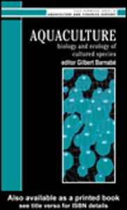 Ebook in inglese Aquaculture
