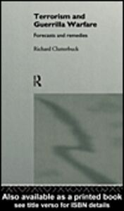 Foto Cover di Terrorism and Guerrilla Warfare, Ebook inglese di Richard Clutterbuck, edito da