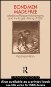 Ebook in inglese Bond Men Made Free Hilton, Rodney