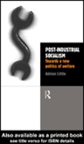Post-Industrial Socialism