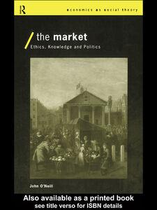 Foto Cover di The Market, Ebook inglese di John O'Neill, edito da
