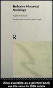 Reflexive Historical Sociology