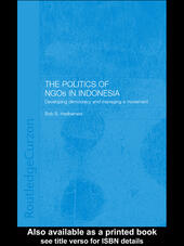The Politics of NGOs in Indonesia