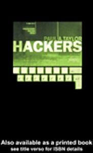 Foto Cover di Hackers, Ebook inglese di Paul Taylor, edito da