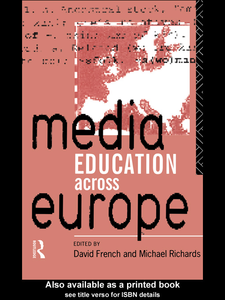 Ebook in inglese Media Education Across Europe