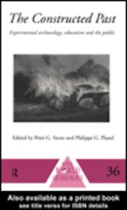 Ebook in inglese The Constructed Past