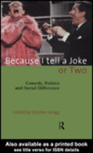 Ebook in inglese Because I Tell a Joke or Two