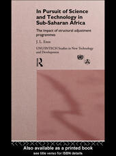 In Pursuit of Science and Technology in Sub-Saharan Africa