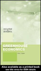 Greenhouse Economics