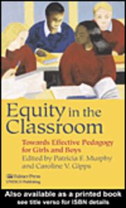 Ebook in inglese Equity in the Classroom
