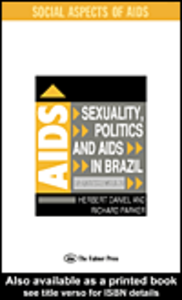 Ebook in inglese Sexuality, Politics and AIDS in Brazil Daniel, Herbet , Parker, Richard