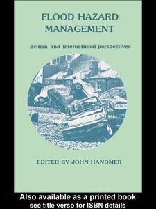 Ebook in inglese Flood Hazard Management: British and International Perspectives