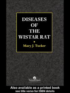 Ebook in inglese Diseases of the Wistar Rat Tucker, Mary J