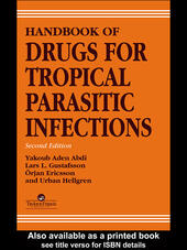 Handbook of Drugs for Tropical Parasitic Infections, 2nd Edition