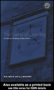 Ebook in inglese The Lamp Of Learning Brock, W H , Meadows, A J