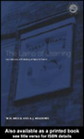 The Lamp Of Learning
