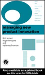 Foto Cover di Managing New Product Innovation, Ebook inglese di AA.VV edito da