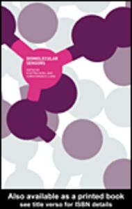 Foto Cover di Biomolecular Sensors, Ebook inglese di Christopher R. Lowe,Electra Gizeli, edito da