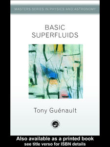 Ebook in inglese Basic Superfluids Guenault, A. M.