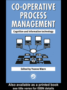 Ebook in inglese Cooperative Process Management