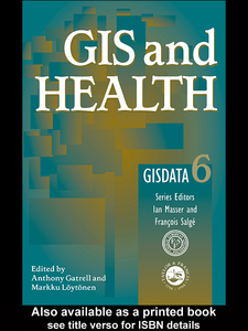 Ebook in inglese GIS And Health