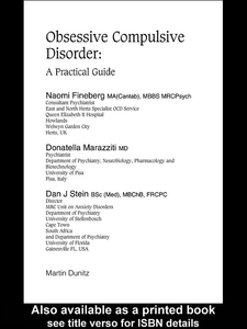 Ebook in inglese Obsessive Compulsive Disorders