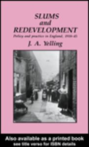 Foto Cover di Slums And Redevelopment, Ebook inglese di  edito da