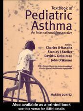 Textbook of Pediatric Asthma