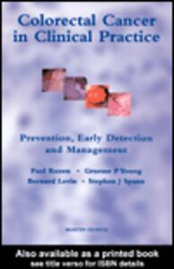 Ebook in inglese Colorectal Cancer in Clinical Practice