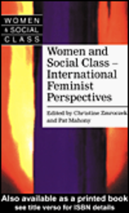 Ebook in inglese Women and Social Class