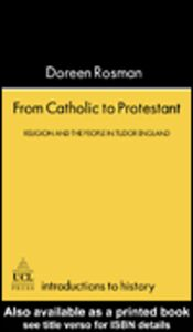 Ebook in inglese From Catholic To Protestant Rosman, Doreen , sman, Doreen