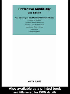 Ebook in inglese Preventive Cardiology Durrington BSc MD MRCPath FRCP, Paul N