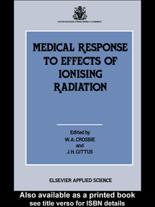 Ebook in inglese Medical Response to Effects of Ionizing Radiation