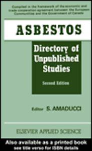 Ebook in inglese Asbestos