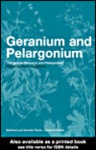 Ebook in inglese Geranium and Pelargonium