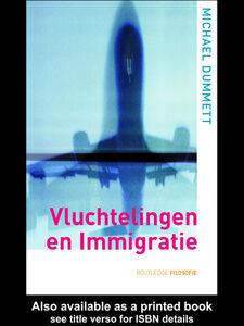 Ebook in inglese Vluchtelingen en immigratie Dummett, Sir Michael