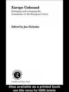 Ebook in inglese Europe Unbound