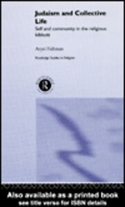 Ebook in inglese Judaism and Collective Life Fishman, Aryei