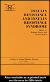 Insulin Resistance and Insulin Resistance Syndrome