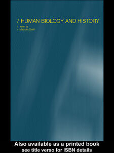 Ebook in inglese Human Biology and History