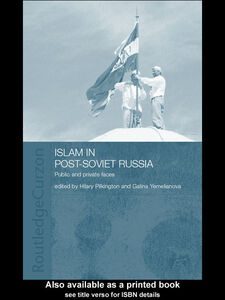 Foto Cover di Islam in Post-Soviet Russia, Ebook inglese di Galina Yemelianova,Hilary Pilkington, edito da