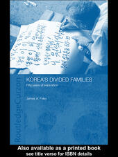 Korea's Divided Families