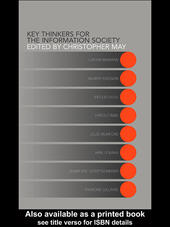 Key Thinkers for the Information Society