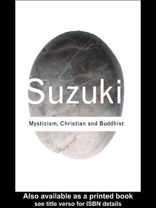 Ebook in inglese Mysticism Suzuki, D.T.