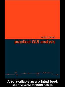 Foto Cover di Practical GIS Analysis, Ebook inglese di David Verbyla, edito da