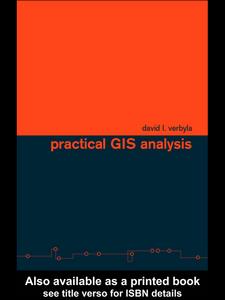 Ebook in inglese Practical GIS Analysis Verbyla, David