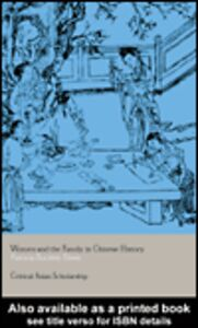Ebook in inglese Women and the Family in Chinese History Ebrey, Patricia