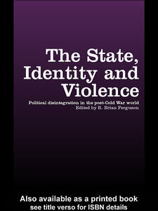 Ebook in inglese The State, Identity and Violence